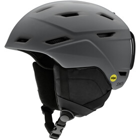 Smith Mission Mips Helmet, matte charcoal